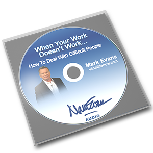 How to Deal with Difficult People CD by Mark Evans