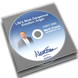 Life's Most Dangerous Emotion:Anger CD by Mark Evans