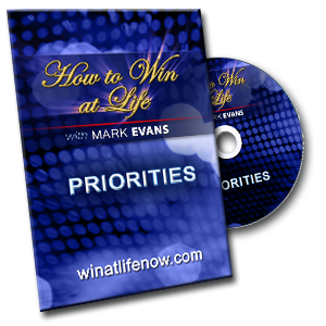 Path to Priorities DVD by Mark Evans